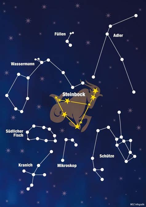 sternbild des monats august steinbock mozde