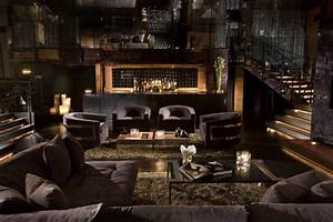 My house nightclub by dodd mitchell los angeles retail for Interior design home parties