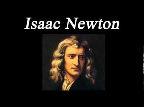 Isaac Newton Resumen De Su Vida biograf 205 a de isaac newton famosos personajes historicos vida resumen