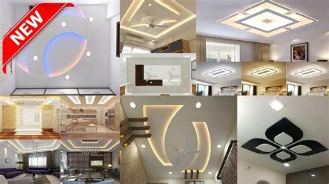 top 50 modern beautiful false gypsum ceiling designs ideas