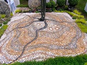 Gartengestaltung Mit Naturstein Mauern Wasserläufe Und Terrassen : gartengestaltung mit natursteinen mein sch ner garten ~ Orissabook.com Haus und Dekorationen