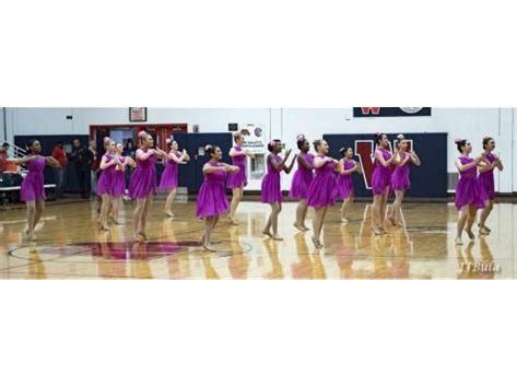 west aurora high school girls pom pons activities