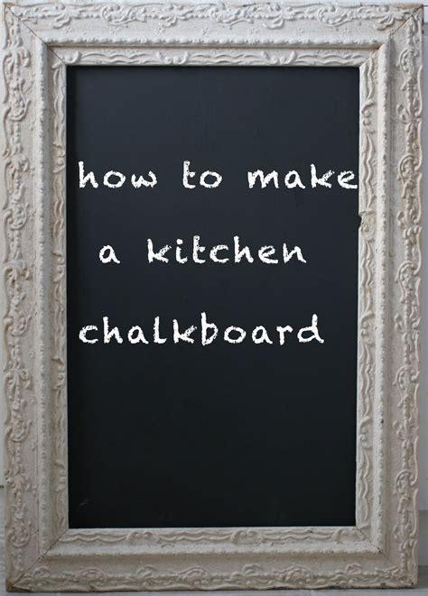 twenty  pleasant kitchen chalkboard  birch candles