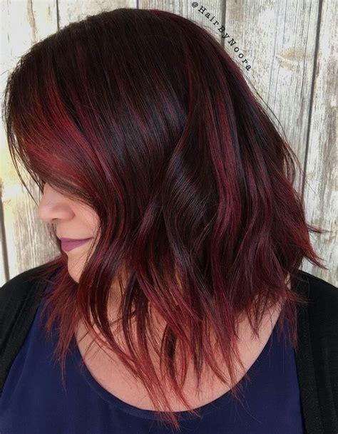 ideas  plum highlights  pinterest purple