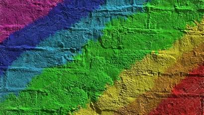 Rainbow Wallpapers Brick Desktop Vertical Backgrounds Background