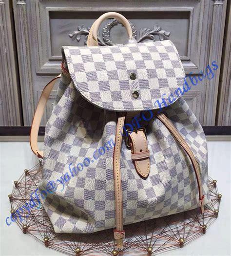 louis vuitton damier azur sperone backpack  luxtime dfo handbags
