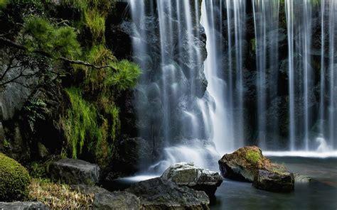 Wallpaper Of Waterfall by Waterfalls Background Wallpapers Background Wallpapers