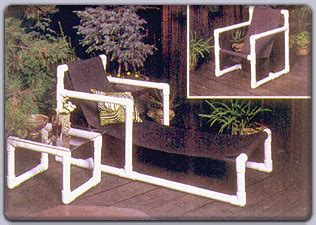 woodwork pvc outdoor furniture plans  plans