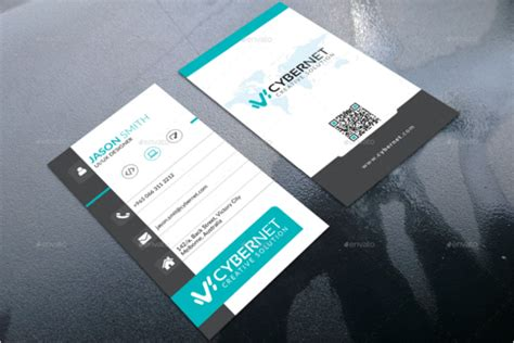 81+ Best Business Card Templates Free Psd, Word, Vector