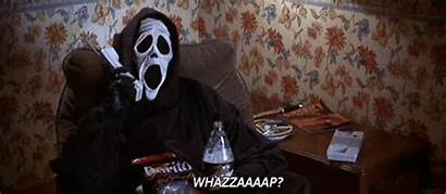 Scary Wassup Wazzup Gifs Killers Movies Animated
