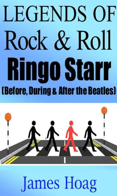 barnes and noble rock legends of rock roll ringo by hoag nook