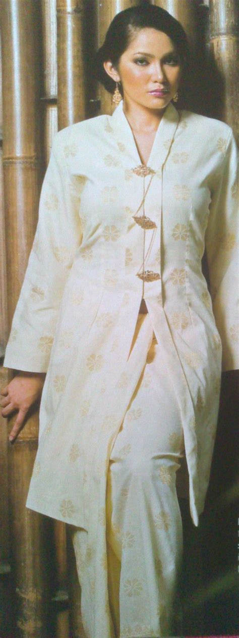 pin  malay traditional costume