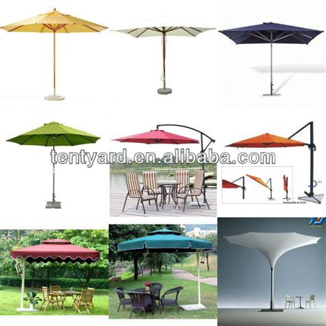 warterpfroof lare cantilever heavy duty outdoor umbrella