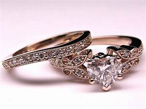 gold rings tumblr engagement ring heart shape diamond With vintage wedding rings tumblr