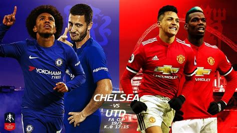 Chelsea To Host Manchester United In FA Cup 5th Round ...