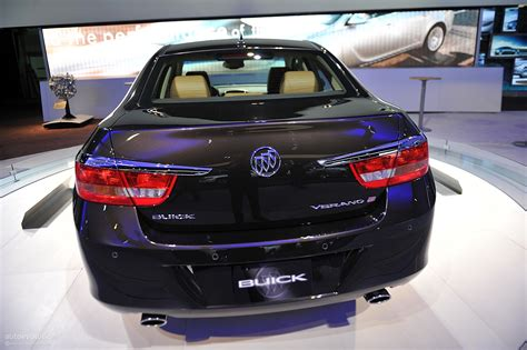 NYIAS 2011: Buick Verano [Live Photos] - autoevolution