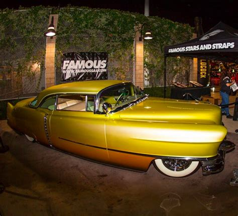travis barkers custom  cadillac celebrity cars blog