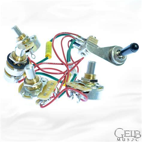 Rickenbacker 620 Wiring Diagram by Rickenbacker 4 Wiring Harness With Tone Circuit