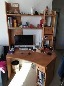 Schreibtisch Mit Regal : ausziehbarer schreibtisch neu und gebraucht kaufen bei ~ Whattoseeinmadrid.com Haus und Dekorationen