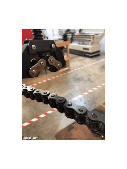 Chain Roller Cut Breaker Clamp Usa Rollers