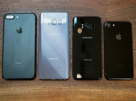 switching from iphone to galaxy lots of are switching from iphone to galaxy s8