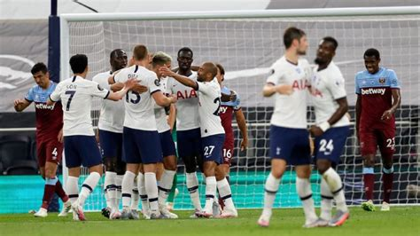 Tottenham Predicted XI vs West Ham United | EPL 2020/21