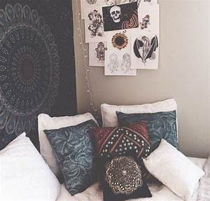 for more cute room decor ideas visit our pinterest With cute boho pillows