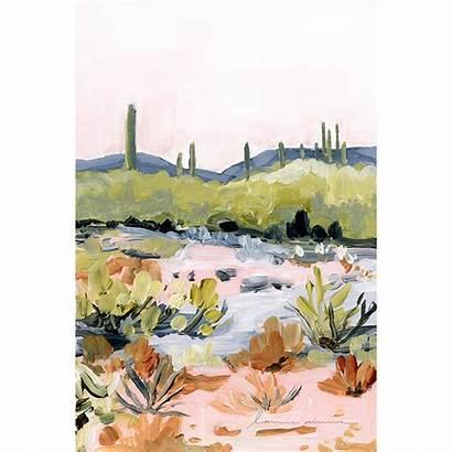 Prints Canvas Laurie Landscape Vertical Painting Anne