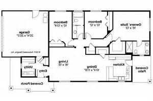 Top Photos Ideas For Ranch Home Layouts by Ranch House Plans Hopewell 30 793 Associated Designs