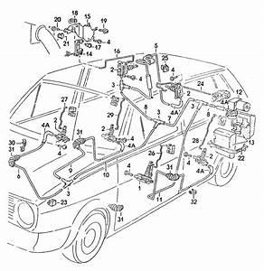 Volkswagen Jetta Door Control Valve  Drivers Side