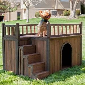 5 u animalplanetgr for Cool dog kennel designs