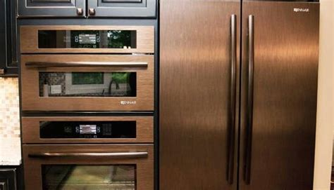 Brushed Copper Kitchen Appliances  A Castle For My Queen