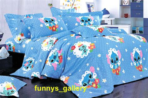 lilo and stitch bed set lilo stitch bedding set b fitted sheet duvet cover