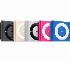 APPLE iPod shuffle - 2 GB, 5th generation, White & Silver ...