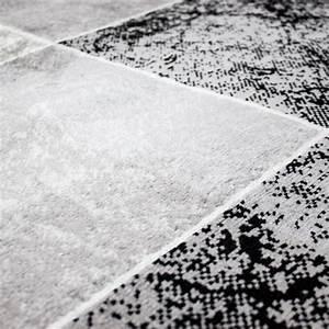 Teppich Muster Schwarz Weiß : designer teppich modern kariert marmor muster meliert in grau schwarz weiss ebay ~ Bigdaddyawards.com Haus und Dekorationen