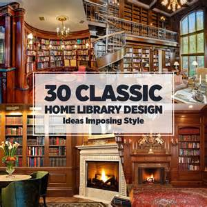 Living Room Ideas For Small Apartments 30 Classic Home Library Design Ideas Imposing Style Freshome