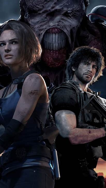 Resident Evil Remake Characters Wallpapers Games Jill