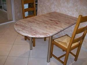 Table De Travail Marbre : plan cuisine granit pierre adouci poli granitier dans le ~ Zukunftsfamilie.com Idées de Décoration