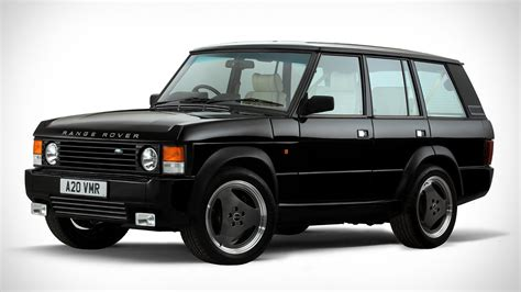 Search for our inventory online. The Range Rover Chieftain Is a Classic Restomod With a ...