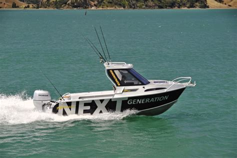Fishing Boat Reviews Nz by Fyran 660ht Boat Review The Fishing Website