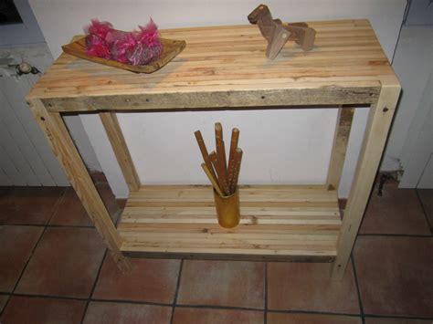 table cuisine palette console touch 39 du bois