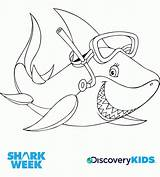 Shark Coloring Sharks Snorkel Sharkboy Lavagirl Pages Discovery Colouring Sharknado Swimming Week Drawing Activity Snorkels Activities Popular Getdrawings Template Dolphins sketch template