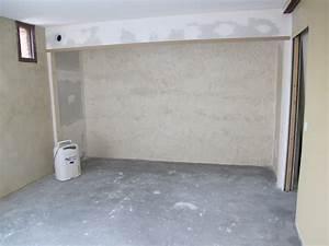 Faire Dressing Dans Une Chambre : week end 21 sol ciment liss dressing cuisine ~ Premium-room.com Idées de Décoration