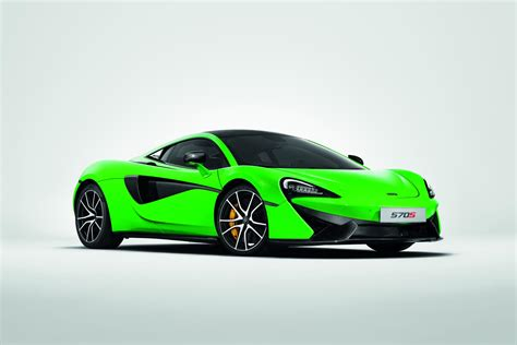 Mclaren Introduces Retrofit Options And Accessories For