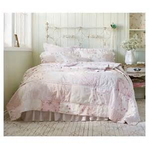 simply shabby chic 174 ditsy patchwork bedding collection target