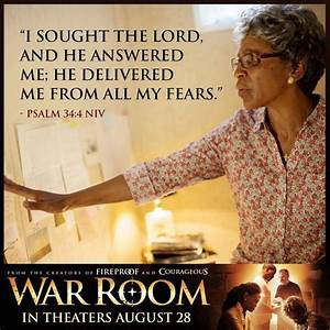 War Room...what an excellent movie! | Quotes