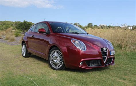2014 Alfa Romeo Mito  Pricing And Specifications Photos