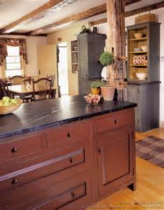 custom kitchen islands that look like furniture rustic kitchen designs pictures and inspiration