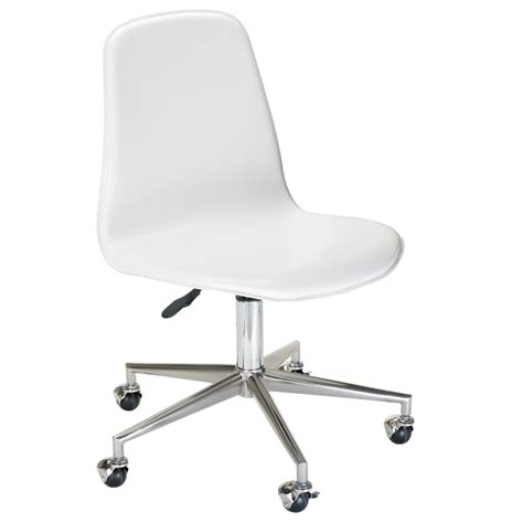 white desk and chair white leather desk chair office chair review