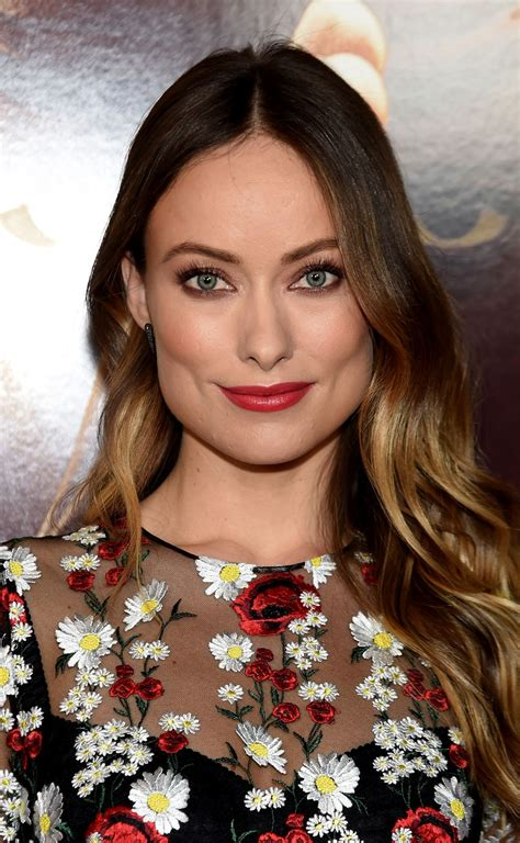 Olivia WIlde in Dolce and Gabbana Focus Features' 'Race ...